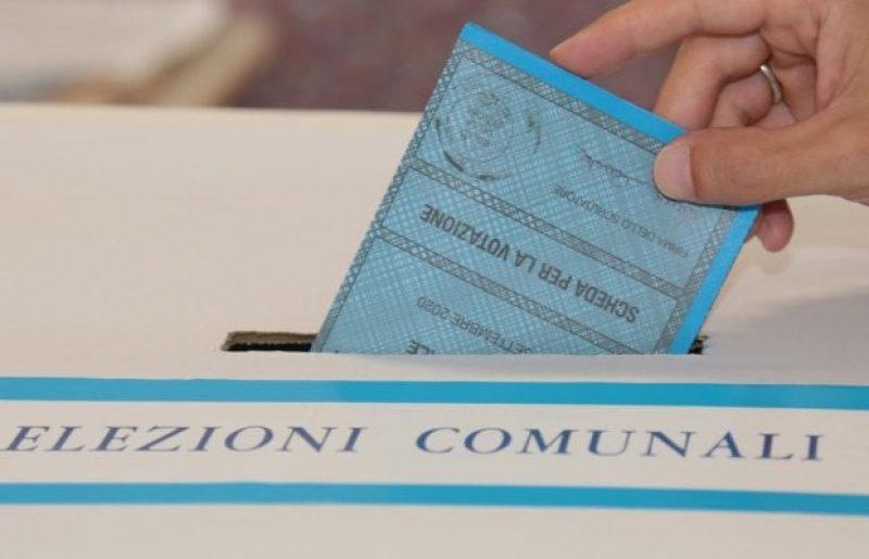 Comuni, si vota il 3 e 4 ottobre