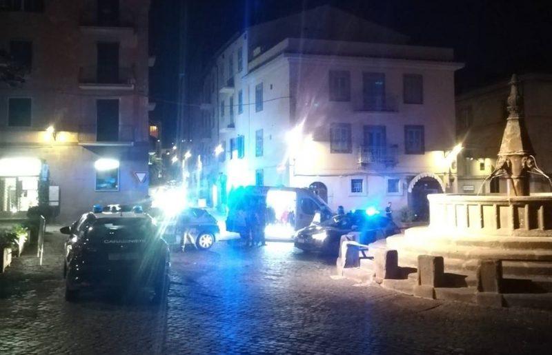 Rissa con feriti a piazza San Faustino. Paura tra i residenti