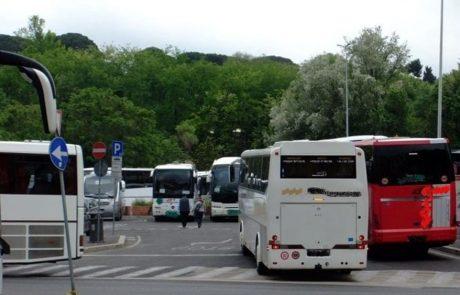 Trasporto persone, con il nuovo Dpcm attività in calo del 70%