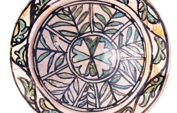 Le maioliche medievali dal butto di Celleno Vecchio