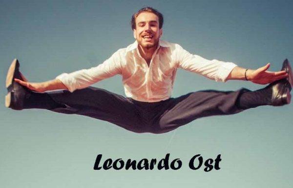 A Viterbo lo Swing Era con Leonardo Ost
