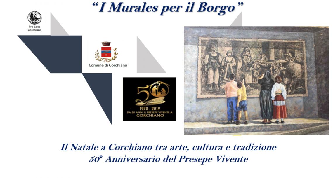 A Corchiano un concorso dedicato ai murales