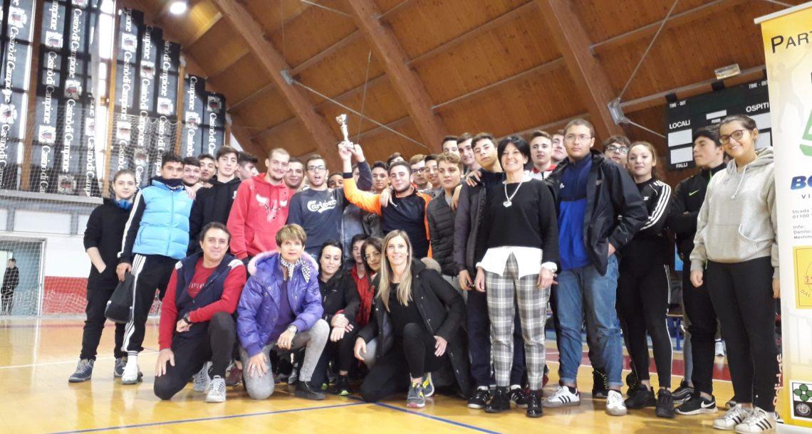 All'omnicomprensivo di Orte il V Trofeo per le scuole di II grado