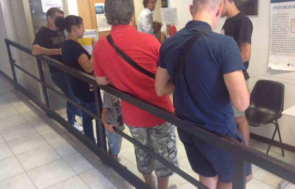 Fino al 24 agosto carte di identità solo a via Garbini