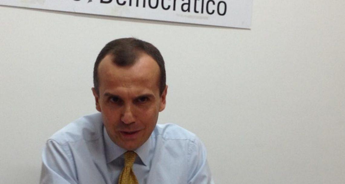 """Calcagnini (Pd): """"Tra panunziani e M5S solo un'alleanza di potere"""""""