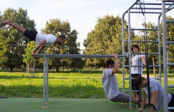 Consentito a palestre e centri sportivi di fare attività nei parchi