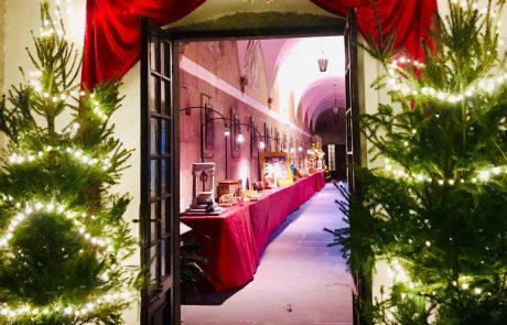 A La Quercia il Natale diventa arte