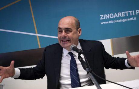 La mancata unità del Pd dipende dal mancato impegno di Zingaretti