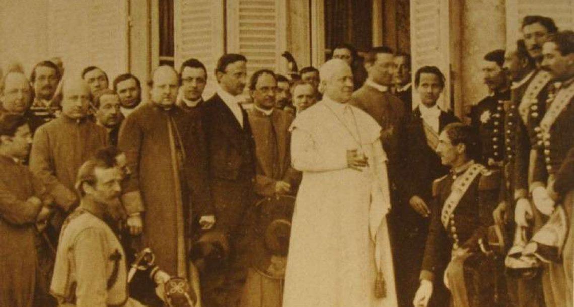 Nuovi studi sugli ultimi anni del papa re