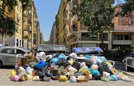 Su Viterbo lo spettro di una nuova ondata di rifiuti dalla capitale